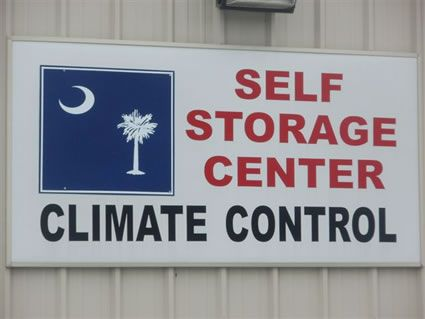 Carolina Self Storage - North 1511 Montague Avenue Greenwood, SC - Photo 1