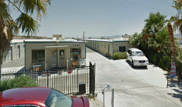 ... AAA Bullhead Storage1594 Booster Drive   Bullhead City, AZ   Photo 2 ...