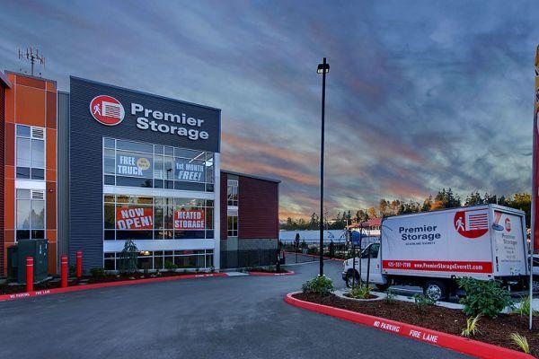 ... Premier Storage Everett9606 19th Avenue Southeast   Everett, WA   Photo  1 ...