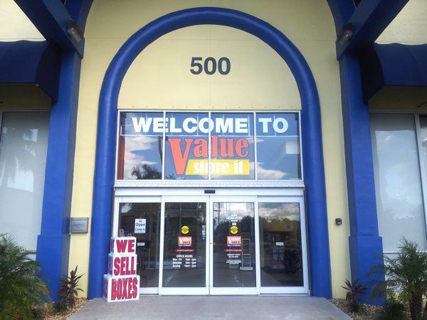 Value Store It Self Storage - Pompano Beach 500 South Andrews Avenue Pompano Beach, FL - Photo 1