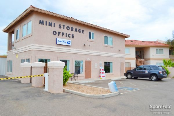 ... Desert Gardens Mini Storage13551 West Glendale Avenue - Glendale AZ - Photo 0 ... & Desert Gardens Mini Storage: Lowest Rates - SelfStorage.com