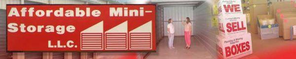 Affordable Mini Storage - Roanoke - 1250 Lee Highway 1250 Lee Highway Roanoke, VA - Photo 1