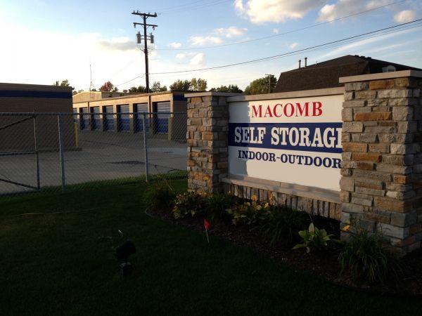 Macomb Self Storage 48535 Gratiot Avenue Chesterfield, MI - Photo 1
