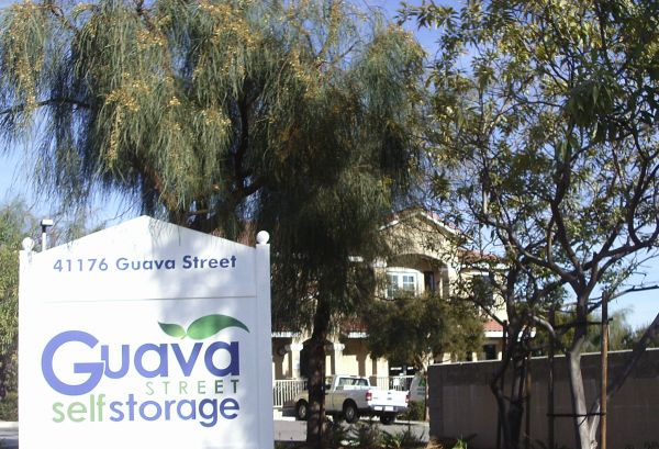 Guava Street Self Storage 41176 Guava Street Murrieta, CA - Photo 0
