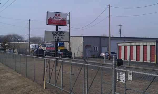 AA Self Storage - Junction City - 1838 Old Highway 40 1838 Old Highway 40 Junction City, KS - Photo 17