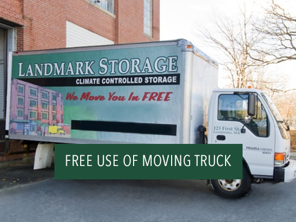 Landmark Self Storage - Leominster, MA 123 1st Street Leominster, MA - Photo 6