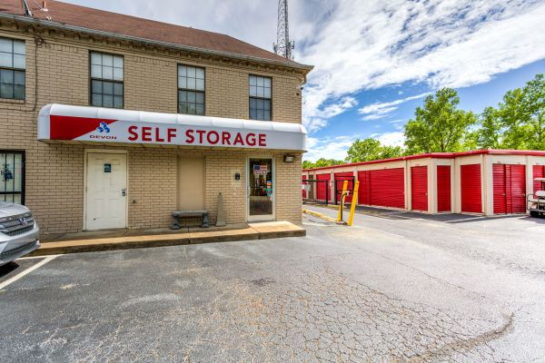 Devon Self Storage - Moriarty 7777 Moriarty Road Cordova, TN - Photo 1