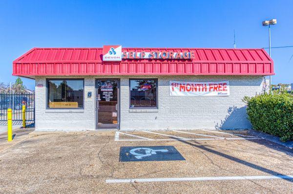Devon Self Storage - 6390 Winchester 6390 Winchester Road Memphis, TN - Photo 0