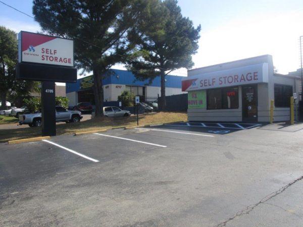 Devon Self Storage - 4705 Winchester 4705 Winchester Road Memphis, TN - Photo 0