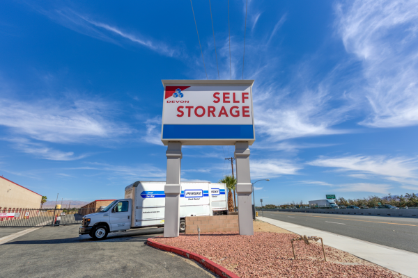 Devon Self Storage - Thousand Palms 72500 Varner Road Thousand Palms, CA - Photo 3