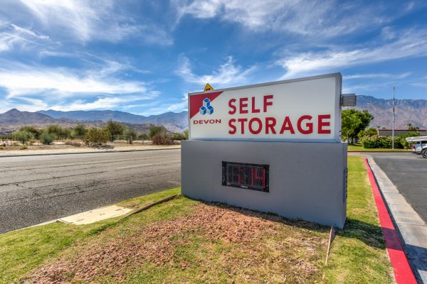 Devon Self Storage - Ramon 67650 Ramon Road Cathedral City, CA - Photo 6