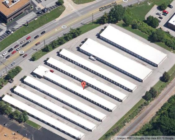 A1 U Store It - Shrewsbury 7400 Watson Road St. Louis, MO - Photo 6