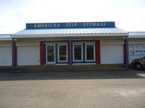 American Self Storage - Hattiesburg - 1110 West Pine Street 1110 West Pine Street Hattiesburg, MS - Photo 0