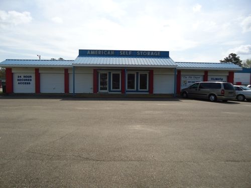 American Self Storage - Hattiesburg - 1110 West Pine Street 1110 West Pine Street Hattiesburg, MS - Photo 1