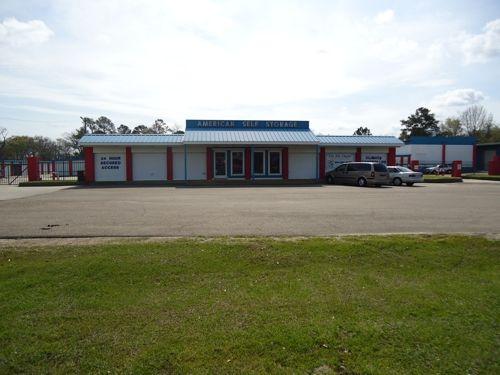 American Self Storage - Hattiesburg - 1110 West Pine Street 1110 West Pine Street Hattiesburg, MS - Photo 2