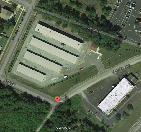 American Self Storage - Lakehurst 10 SOUTH UNION AVENUE LAKEHURST, NJ - Photo 3