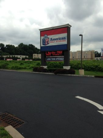 American Self Storage - West Long Branch 290 Route 36 East West Long Branch, NJ - Photo 0