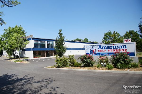American Self Storage - Aberdeen/Cliffwood 268 Cliffwood Avenue Aberdeen Township, NJ - Photo 0