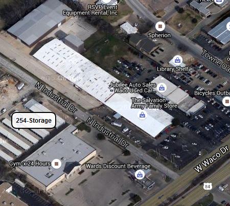 254-Storage 101 308 North Industrial Drive Waco, TX - Photo 3