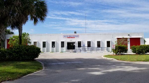 All A/C Self Storage 5740 Columbia Circle West Palm Beach, FL - Photo 1