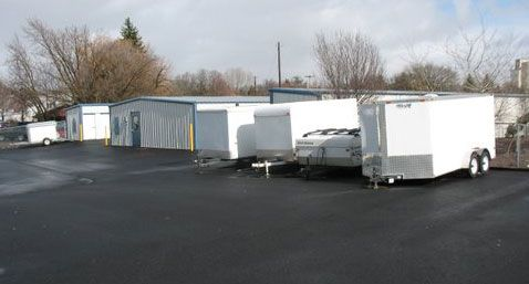 The Storage Spot - Downtown Moscow 605 West 3rd Street Moscow, ID - Photo 2