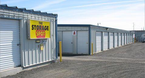 The Storage Spot -North Grand Ave Pullman 4503 N SR 27 Pullman, WA - Photo 0