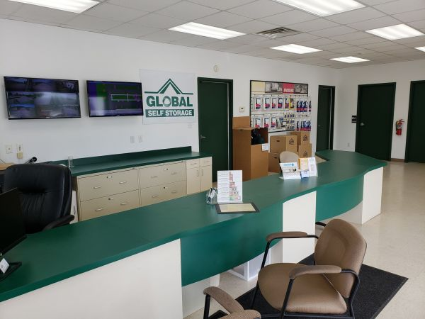 Global Self Storage - Merrillville 6590 Broadway Merrillville, IN - Photo 8