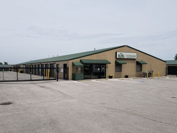 Global Self Storage - Merrillville 6590 Broadway Merrillville, IN - Photo 0