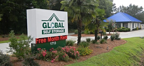 Global Self Storage - Old Trolley Rd. 1713 Old Trolley Road Summerville, SC - Photo 1