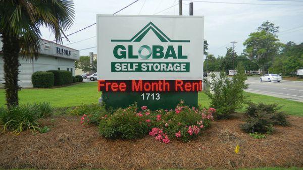 Global Self Storage Old Trolley Rd 1713 Road Summerville Sc