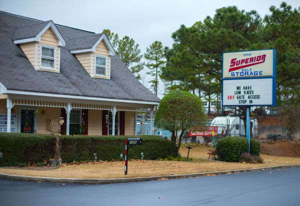 Photo Of Buford Superior Self Storage