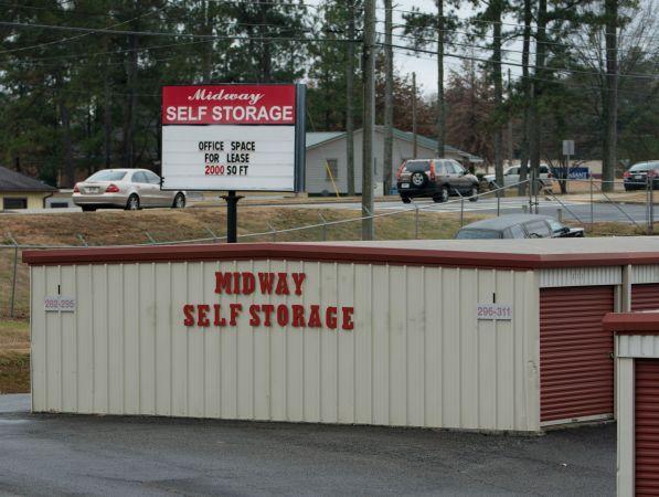 Photo Of Midway Self Storage