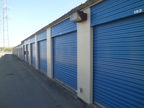 Maverick Self Storage - Military Highway 651 E Military Hwy 90 Brackettville, TX - Photo 1