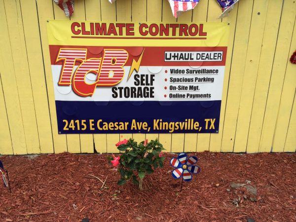 TCB Self Storage 2415 East Caesar Avenue Kingsville, TX - Photo 14