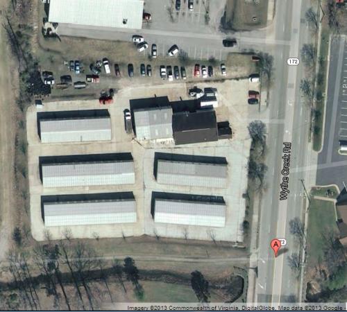 Poquoson Self Storage 363 Wythe Creek Road Poquoson, VA - Photo 2