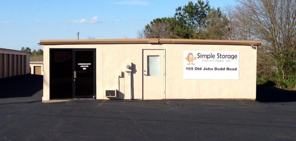 Simple Storage Solutions - Old John Dodd Rd 169 Old John Dodd Road Boiling Springs, SC - Photo 4