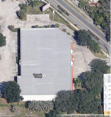 Keepsafe Storage - Cocoa - 463 Forrest Avenue 463 Forrest Avenue Cocoa, FL - Photo 2