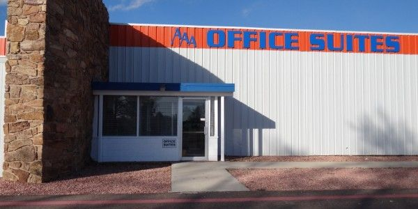 AAA Platte Self Storage 4510 Edison Avenue Colorado Springs, CO - Photo 2