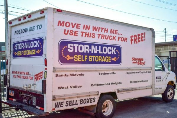 STOR-N-LOCK Self Storage - Salt Lake City - Downtown - Capitol Hill 1060 Beck Street Salt Lake City, UT - Photo 12