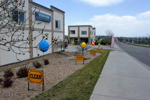 STOR-N-LOCK Self Storage - Littleton 9221 West Ken Caryl Avenue Littleton, CO - Photo 1