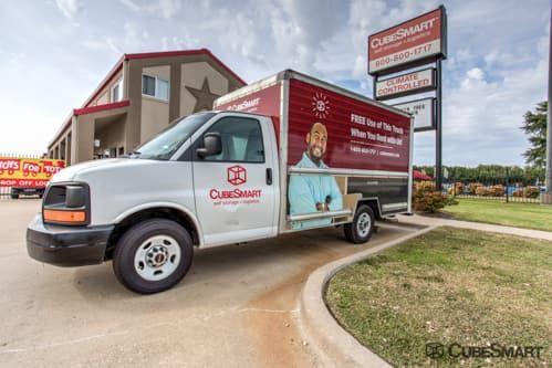 CubeSmart Self Storage - Dallas - 17613 Coit Rd 17613 Coit Rd Dallas, TX - Photo 1