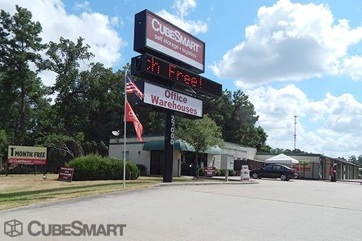 CubeSmart Self Storage - Tomball - 27000 Kuykendahl Rd 27000 Kuykendahl Road Tomball, TX - Photo 0