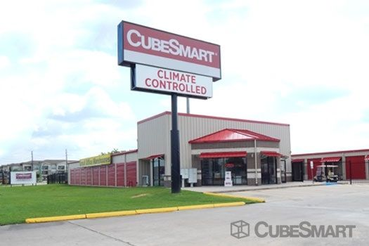 Cubesmart Self Storage Katy 1000 West Grand Parkway