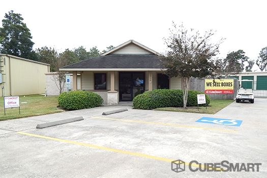 CubeSmart Self Storage - Spring - 1310 Rayford Road 1310 Rayford Road Spring, TX - Photo 0