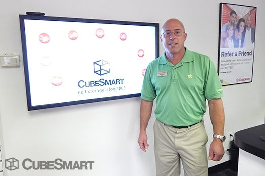 CubeSmart Self Storage - Spring - 1310 Rayford Road 1310 Rayford Road Spring, TX - Photo 8