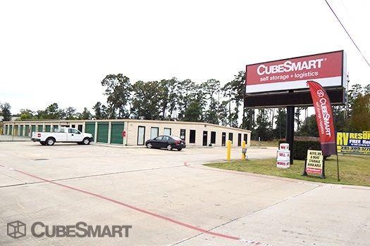 CubeSmart Self Storage - Spring - 1310 Rayford Road 1310 Rayford Road Spring, TX - Photo 1