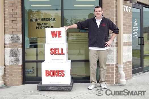 CubeSmart Self Storage - Humble - 7707 North Sam Houston Parkway East 7707 North Sam Houston Parkway East Humble, TX - Photo 1