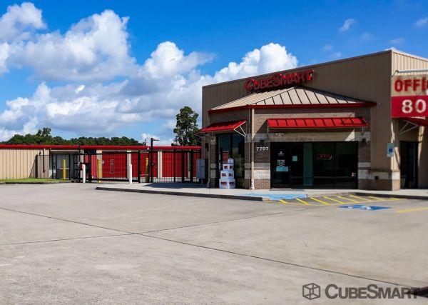 CubeSmart Self Storage - Humble - 7707 North Sam Houston Parkway East 7707 North Sam Houston Parkway East Humble, TX - Photo 0