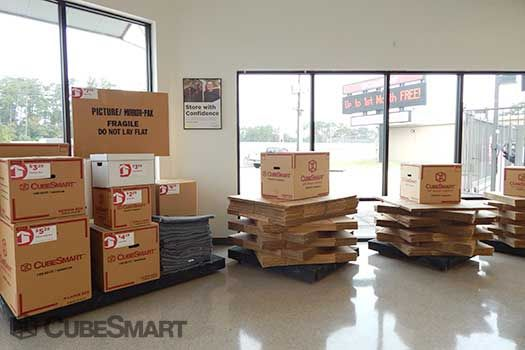 CubeSmart Self Storage - Humble - 7707 North Sam Houston Parkway East 7707 North Sam Houston Parkway East Humble, TX - Photo 6
