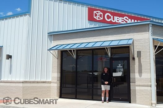 CubeSmart Self Storage - Georgetown 2400 North Austin Avenue Georgetown, TX - Photo 1